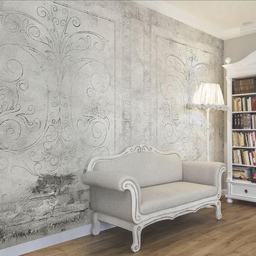 Papiers peints contemporains / en tissu / en vinyle / à motifs FAITH Skinwall