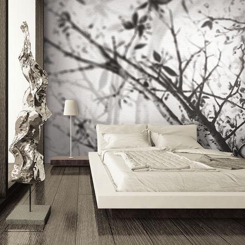 Papiers peints contemporains / en tissu / en vinyle / motif nature IN THE SHADOWS Skinwall
