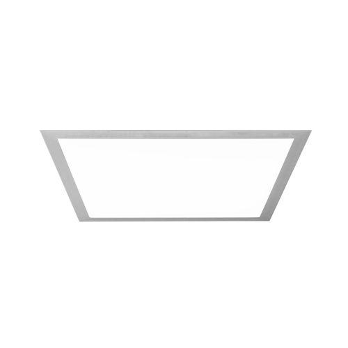 downlight encastrable au plafond / à LED / fluorescent / carré