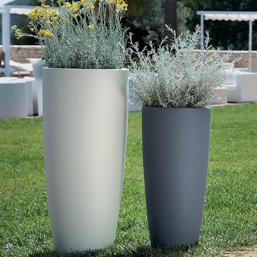 pot de jardin en polyéthylène / rond / carré