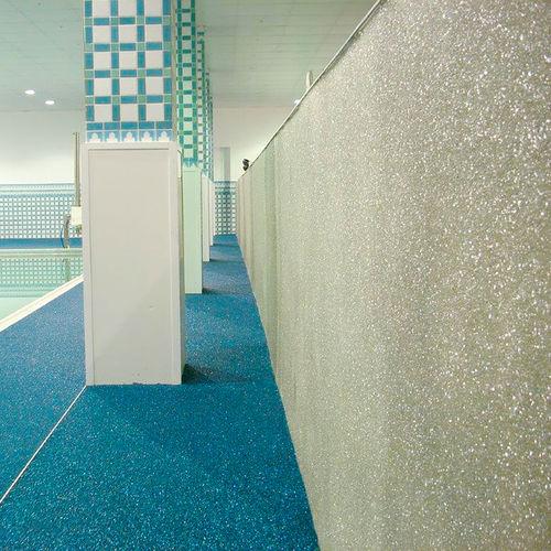 revêtement mural en verre / résidentiel / professionnel / roulé