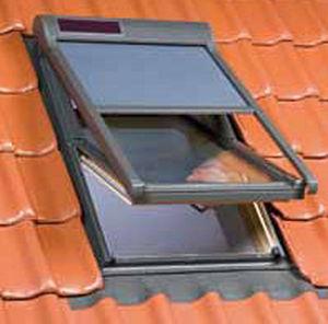 Volet Roulant En Métal Pour Fenêtre De Toit électrique Amz