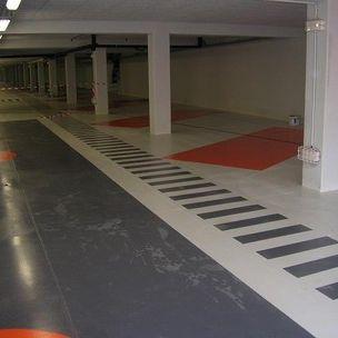 peinture de protection / pour sol / pour applications industrielles / pour béton