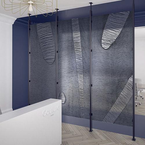 panneau décoratif en résine / pour mur / pour cloison / à grande résistance