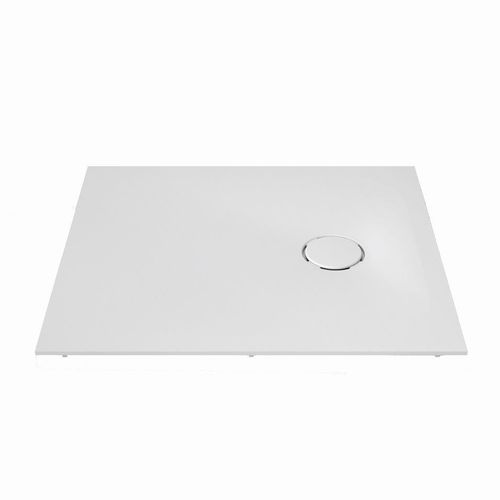 Receveur de douche rectangulaire / en Krion® P801 90X80 SYSTEMPOOL -  KRION® Porcelanosa Solid Surface