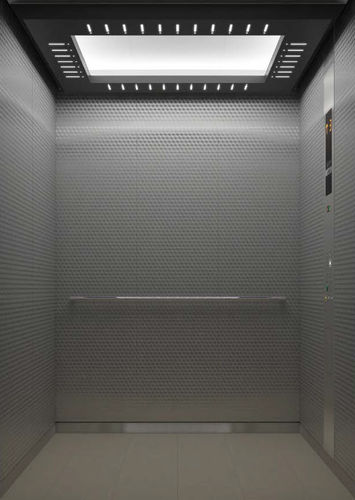 ascenseur électrique / privatif / pour immeuble de grande hauteur / pour le tertiaire