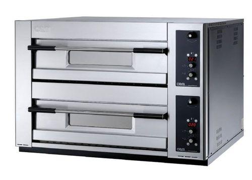 Four électrique / professionnel / à pizza / 2 chambres MB 12.35 SE OEM - Pizza System