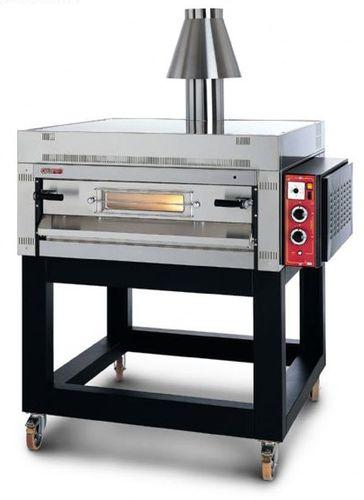 Four professionnel / à gaz / à pizza / 1 chambre SG/33/S GPL OEM - Pizza System