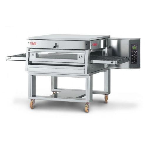 Four électrique / à usage professionnel / à convoyeur / à pizza HV/75-E/1 OEM - Pizza System