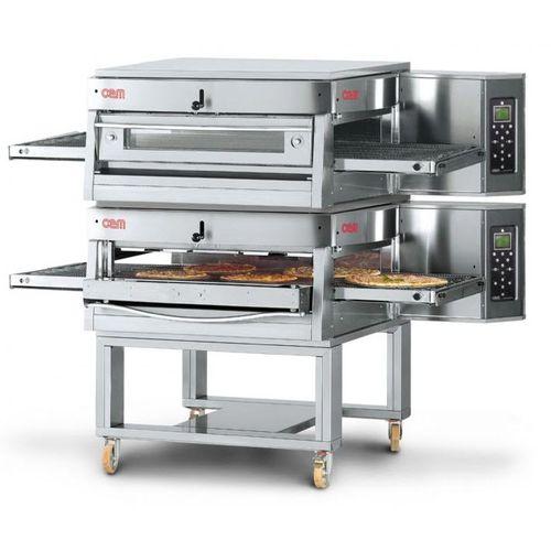Four à gaz / professionnel / double / à convection HV/50-G/2 OEM - Pizza System