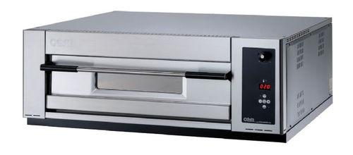 Four électrique / professionnel / à pizza / 1 chambre MM 6.35 LD OEM - Pizza System