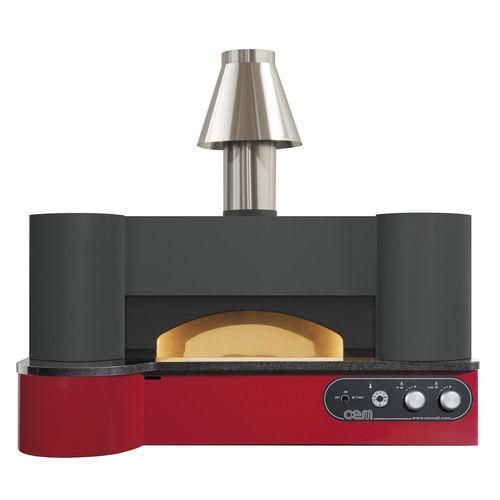 Four professionnel / à gaz / à pizza VOLTAIRE RAVENNA OEM - Pizza System