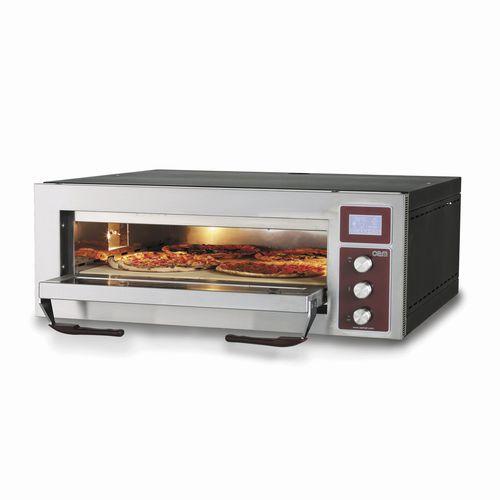 Four électrique / professionnel / à pizza / 1 chambre PULSAR 435-1 OEM - Pizza System