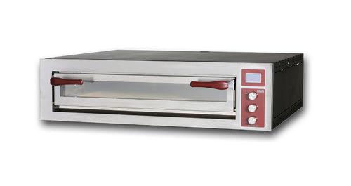 Four professionnel / électrique / à pizza / 1 chambre PULSAR 635L-1 OEM - Pizza System