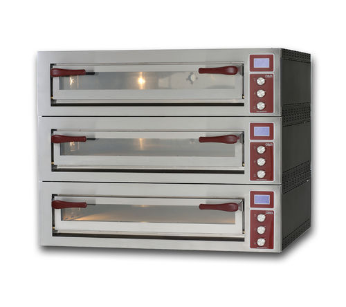 Four électrique / professionnel / à pizza / 3 chambres PULSAR 935-3 OEM - Pizza System