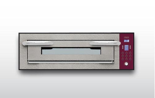 Four électrique / professionnel / à pizza / 1 chambre OPTYMO CONCEPT: 435/1 CEMENT OEM - Pizza System
