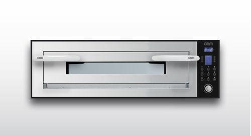 Four électrique / professionnel / à pizza / 1 chambre OPTYMO CONCEPT: 435/1 INOX OEM - Pizza System