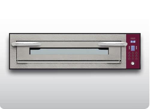 Four électrique / à usage professionnel / à pizza / 1 chambre OPTYMO CONCEPT: 635L/1 CEMENT OEM - Pizza System
