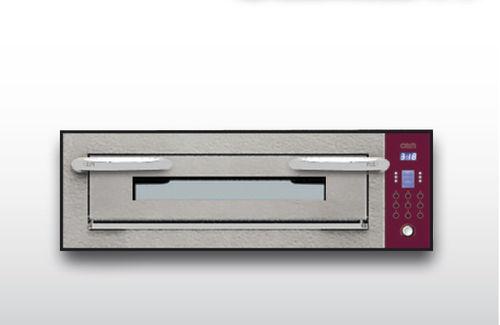 Four électrique / à usage professionnel / à pizza / 1 chambre OPTYMO CONCEPT: 635S/1 CEMENT OEM - Pizza System