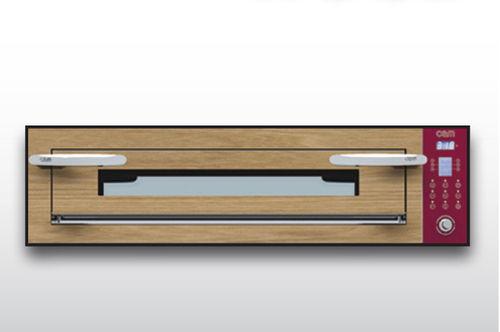 Four électrique / professionnel / à pizza / 1 chambre OPTYMO CONCEPT: 935/1 WOOD OEM - Pizza System