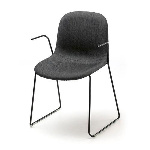 chaise visiteur design scandinave - arrmet