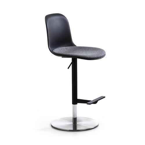 chaise de bar contemporaine - arrmet
