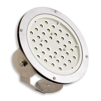 luminaire orientable / encastrable au sol / à LED / rond