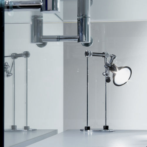 spot de plafond / halogène / rond / en métal