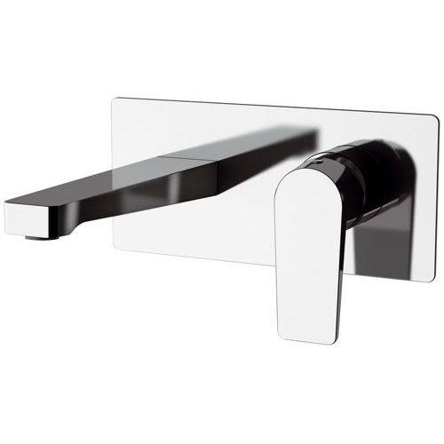 mitigeur pour vasque / mural / à encastrer / en laiton chromé