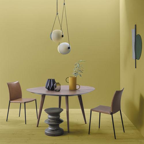 table à manger contemporaine - Zanotta
