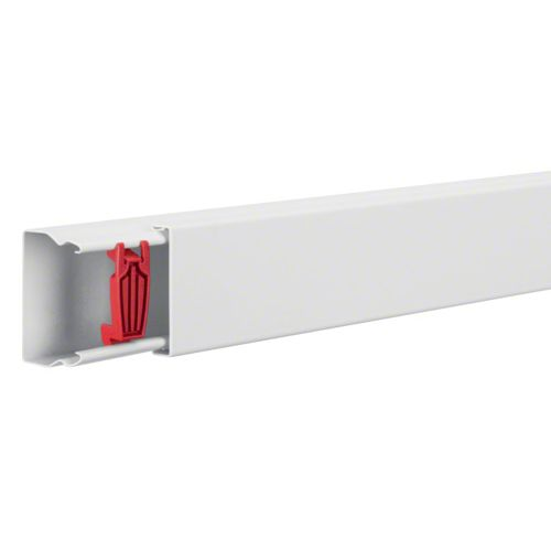 goulotte de câblage en acier / murale / industrielle / verticale