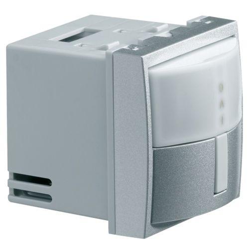 interrupteur pour volet roulant / bouton poussoir / double / contemporain