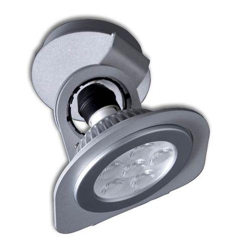 spot de plafond / à LED / rond / en aluminium