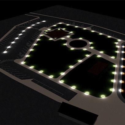 Logiciel de gestion d'éclairage / pour installation immotique / pour installation électrique LITESTAR PRO Goccia Illuminazione