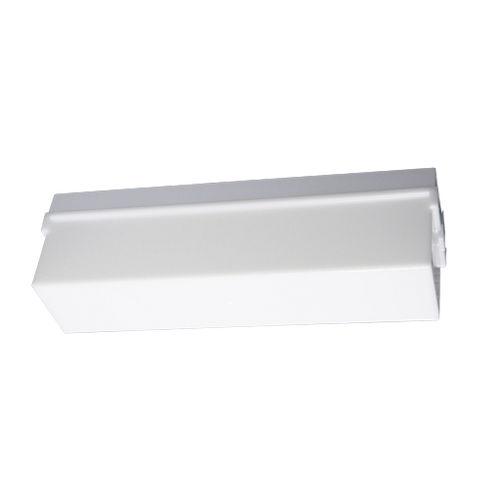 éclairage de secours en saillie / rectangulaire / à LED / en ABS