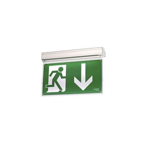 éclairage de secours de plafond / mural / encastré / suspendu