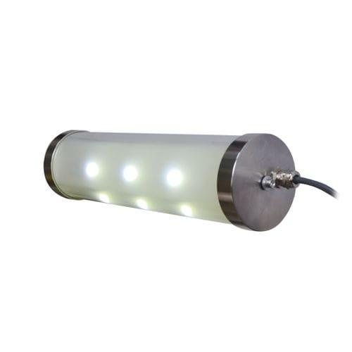 éclairage de secours mural / tubulaire / à LED / en verre borosilicaté