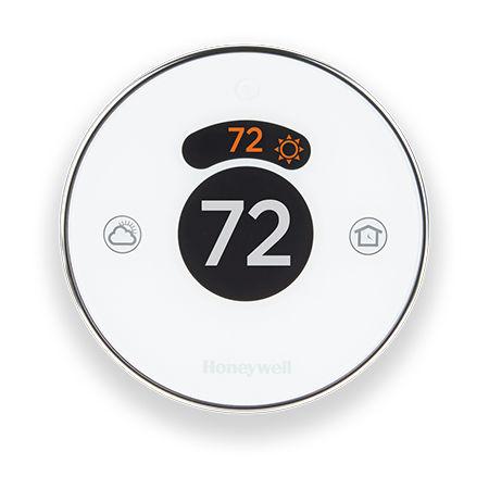 thermostat numérique / mural / pour chauffage / intelligent