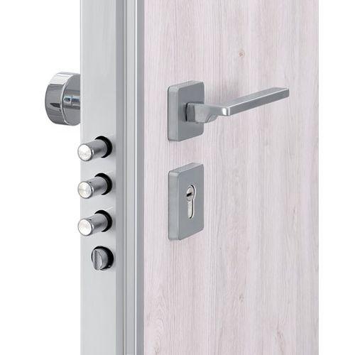 serrure mécanique / de porte / avec poignée / avec chaîne