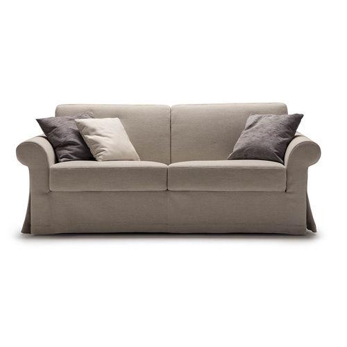 canapé lit / classique / en tissu / 2 places