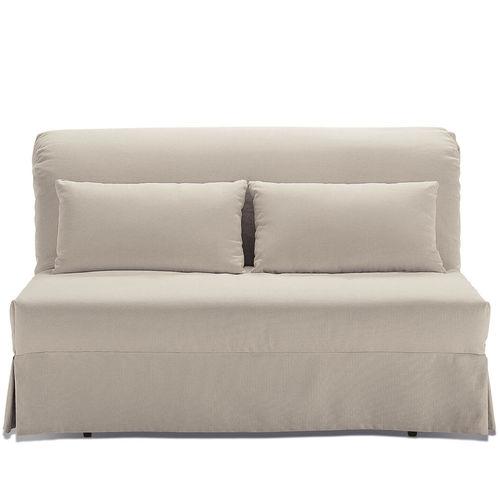 canapé lit / classique / en coton / 2 places