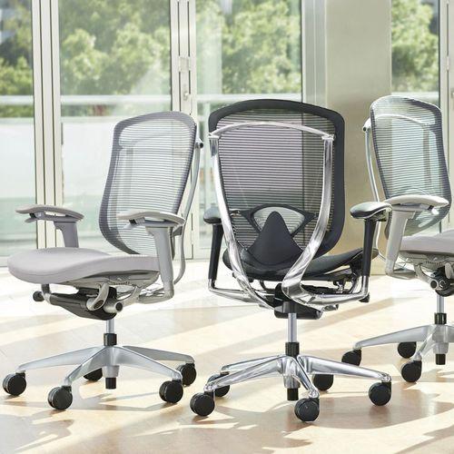 chaise de bureau contemporaine / à roulettes / avec accoudoirs / pivotante