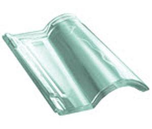 Tuile mécanique / transparente STOP SOLAIRE MONIER
