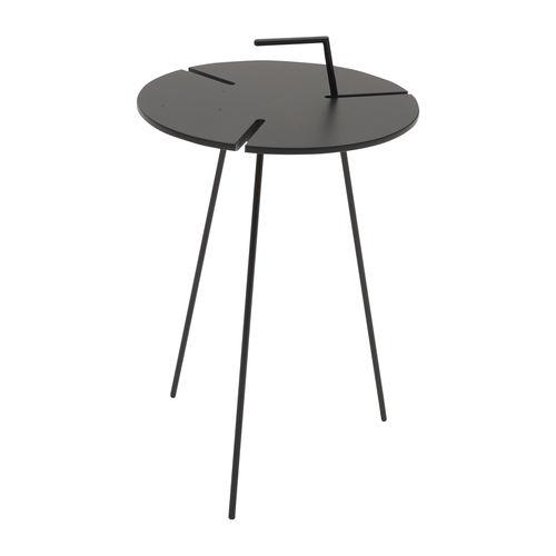 table d'appoint contemporaine - SOFTLINE