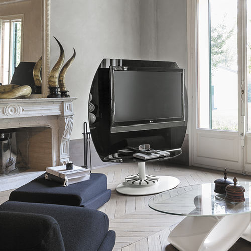 Support TV sur pied contemporain VISION Target Point New
