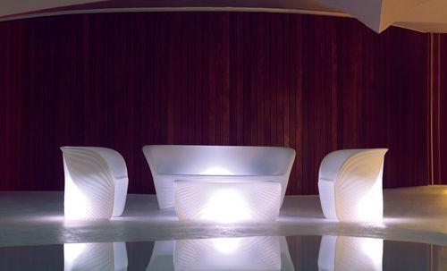 table basse design organique - VONDOM