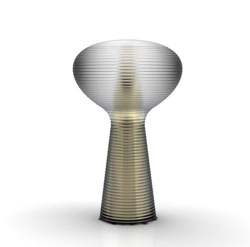 Colonne lumineuse design original / en polyéthylène / à LED / d'intérieur BLOOM by Eugeni Quitllet VONDOM