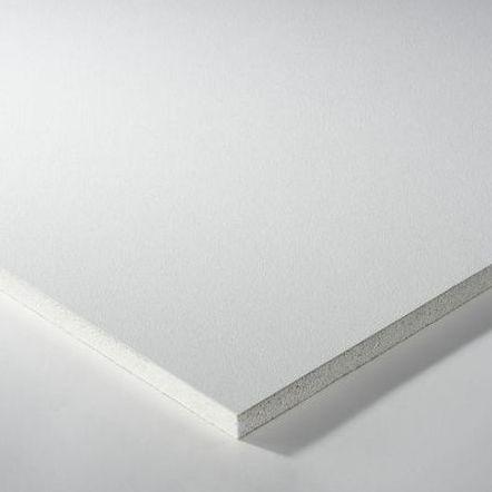 Faux-plafond en laine minérale / en dalles / acoustique ALPHA Knauf AMF