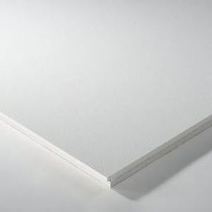 Faux-plafond en laine minérale / en dalles / ignifuge / hydrofuge THERMATEX® SF Knauf AMF
