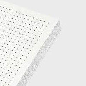 Faux-plafond en laine minérale / en dalles / acoustique / ignifuge DESIGN : THERMATEX® SYMETRA RG 2,5 - 10 Knauf AMF